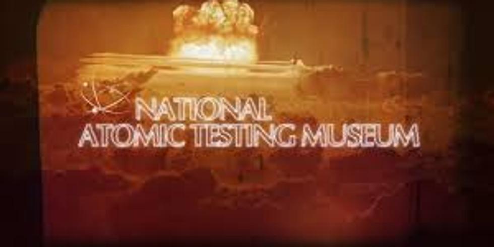 National Atomic Testing Museum Live Virtual Tour