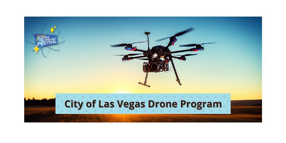 City of Las Vegas Drone Program