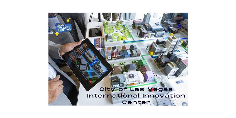 City of Las Vegas Innovation Center Virtual Tour