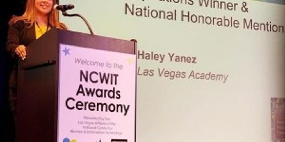 NCWIT Awards Ceremony