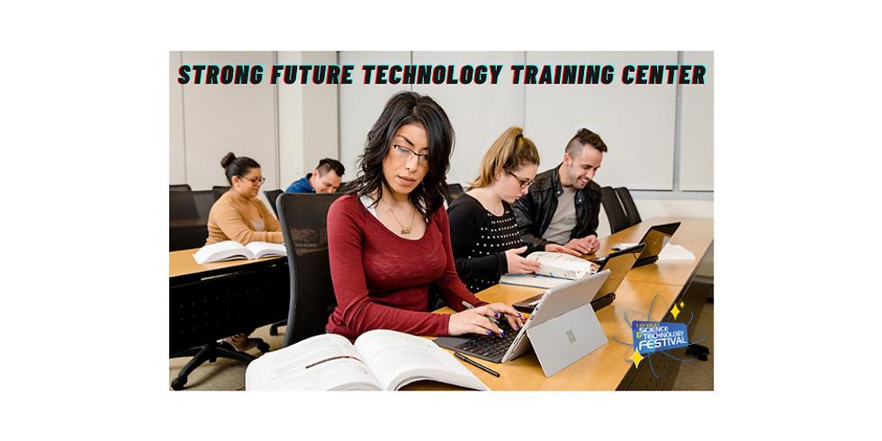 City of Las Vegas Strong Future Technology Training Center Virtual Tour