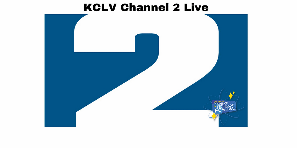 City of Las Vegas KCLV-Channel 2 Behind the Scenes Virtual Tour