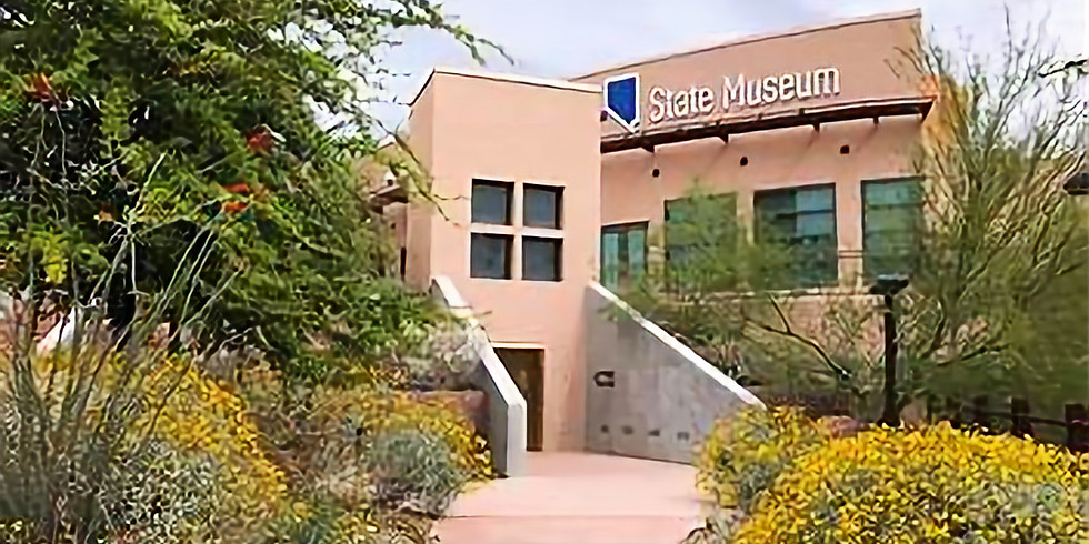 Nevada State Museum Behind the Scenes Tour