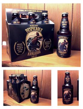Despicable Kangaroo Dark Ale