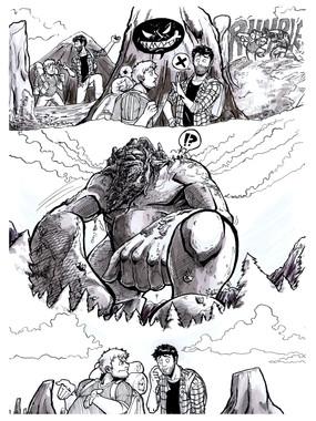 The Mountain King-Eryn Williams, publish