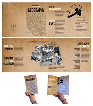 Humboldt Geography Brochure