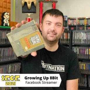 Growing Up 8Bit