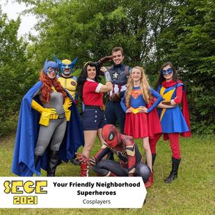 Your Friendly Neighborhood Superheroes