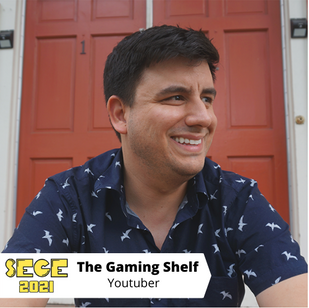 The Gaming Shelf