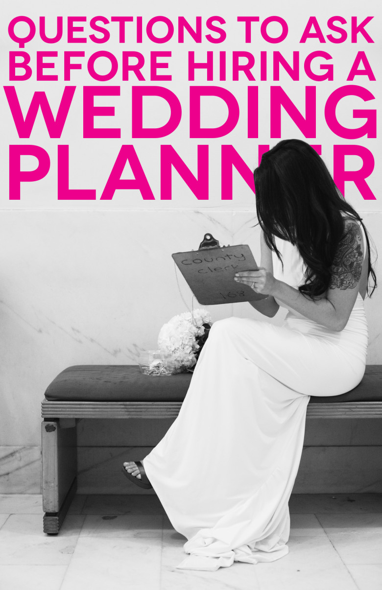 6 Important Questions To Ask Your Wedding Planner Der Event Design Production Planning