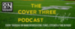 Cover Three Podcast on The Doug Lange Network