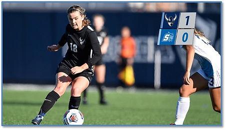 WWU Soccer Liv Larson