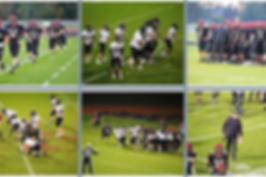 Meridian at Mount Baker football