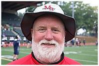 Mount Baker football coach Ron Lepper