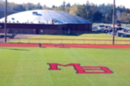 Mount Baker football field