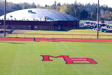 Mount Baker football field