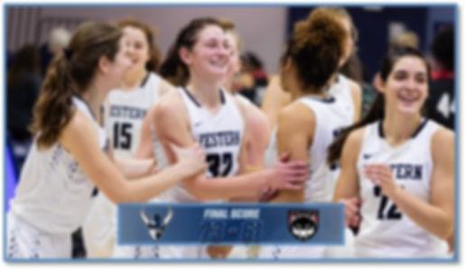 Mollie Olson WWU Basketball