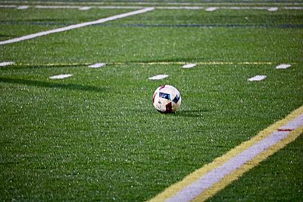Soccer ball Squalicum Bellingham Sehome