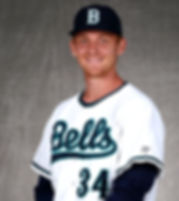Bellingham pitcher Connor Mack leads Bells past the Corvallis Knights