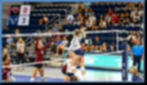 Michaela Hall WWU Volleyball