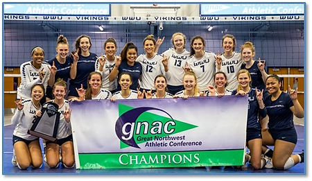 WWU Volleyball
