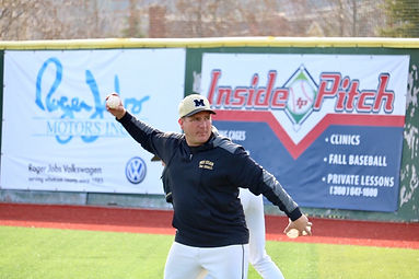 Meridian Baseball Coach Steve Slesk - Doug Lange Bellingham