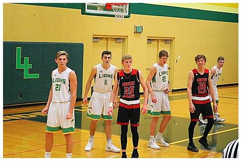 Lynden Mount Baker basketball