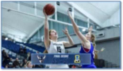 WWU Women's Basketball Kelsey Rogers