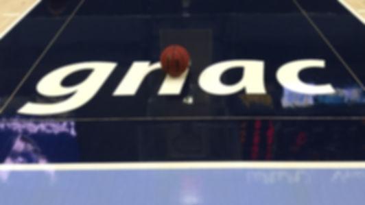 GNAC logo WWU basketball