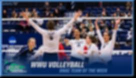 WWU Volleyball