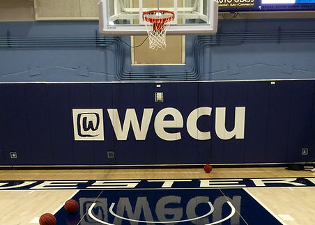 WWU WECU Court Carver Gym