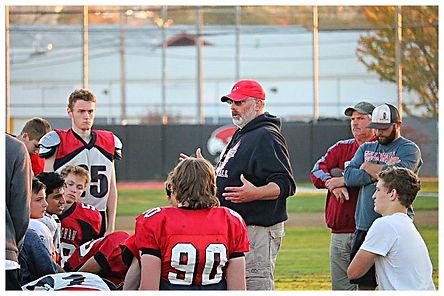 Ted Flint Bellingham Red Raiders