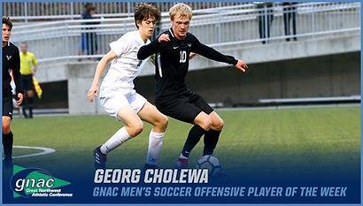 Georg Cholewa WWU Soccer