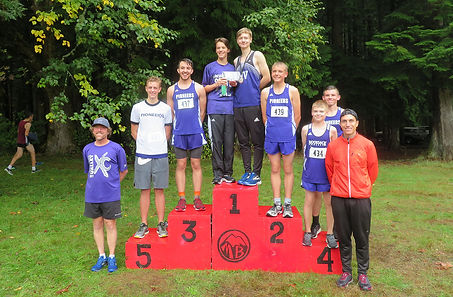 Nooksack Valley cross country