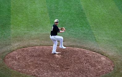 Meridian pitcher Matt Belanger - Doug Lange Bellingham