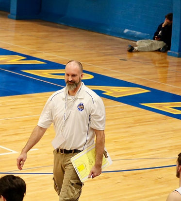 Ferndale boys basketball coach Jason Owens - Doug Lange Bellingam