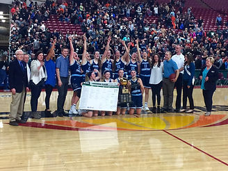 Lynden Christian girls are state champs - Doug Lange Bellingam