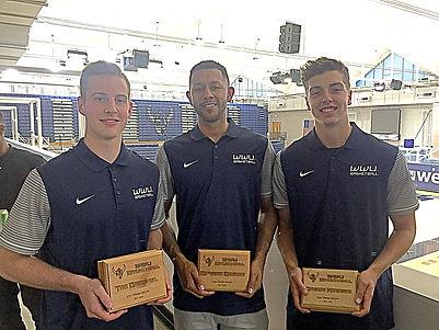 WWU Basketball Honorsa Trio of MVP's