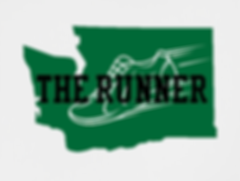 The Runner Logo Cross County