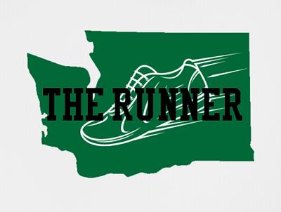The Runner Logo Cross County