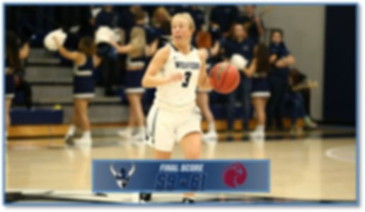 Lexie Bland WWU Women's Basketball