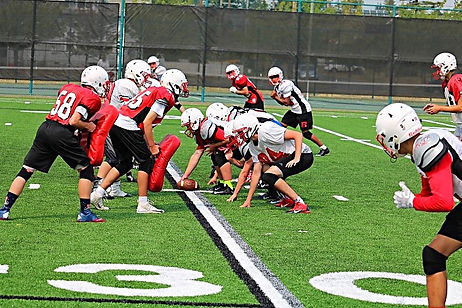 Bellingham Red Raiders Football