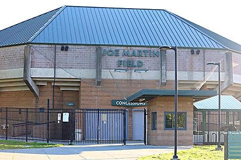 Joe Martin Field in Bellingham, home of the Bellingham Bells