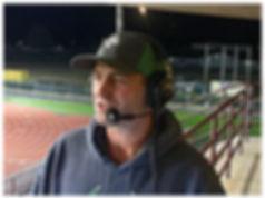 Lynden football coach Blake Van Dalen