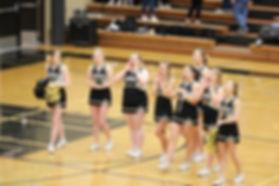 Meridian Cheerleaders