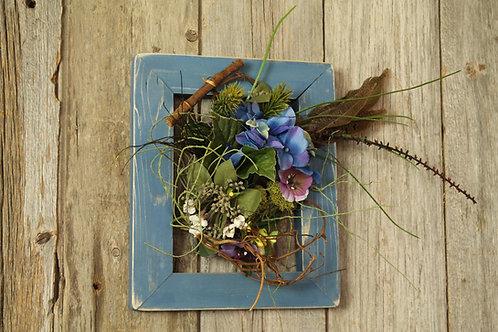 105-Bright blue Hydrangea