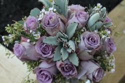 Grey Bridal Close Up 2