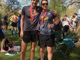 James' Journey and Race Report of Virgin London Marathon
