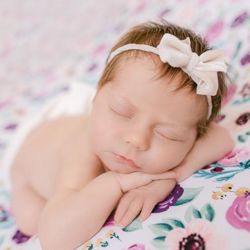 Charlotte, NC | Newborn Session | Bridget's Newborn Session