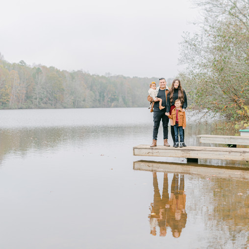 Charlotte, NC | Walls Family Session | 11/15/2020